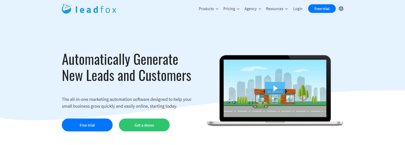 Marketing-automation-software-for-SMB-and-agency-LeadFox